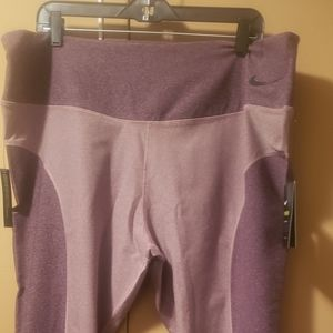 Plus-size nike tights size 3x